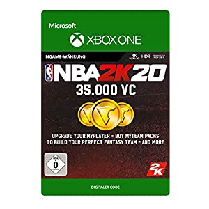 NBA 2K20: 35,000 VC – Xbox One – Download Code