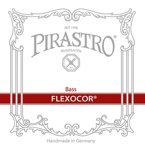 Pirastro 340020 Flexocor DELUXE Bass (Orchester) Satz, mittel