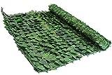 Balcon artificiel de haie - clôture - garde-corps - rouleau de jardin 1.5x3mt (4.5sqm)