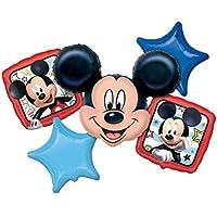 Amscan 3622601–Globo Juego Mickey y la flinken deportivos