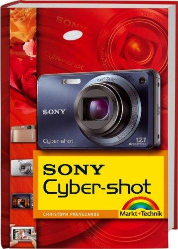 Sony Cyber-shot - die neuen Kameras der S-, W- und T-Serie (Kamerahandbücher) Serie Cyber-shot-kameras