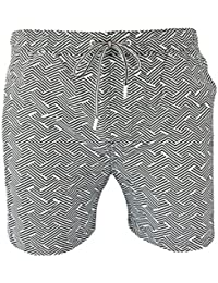 Mens Brave Soul 'Ninety One' Swim Shorts Summer Swimming Trunks S-XL