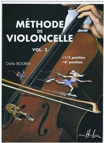 Mthode de violoncelle Volume 3