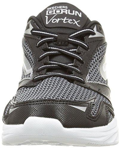 Skechers - Go Run Vortex, Scarpe Da Corsa da donna Nero (noir/blanc)