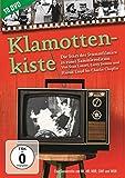 Klamottenkiste - Die Stars der Stummfilmära in einer Sammleredition [10 DVDs]