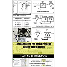 Spreadsheets for MBBR Process Design Calculations (English Edition)