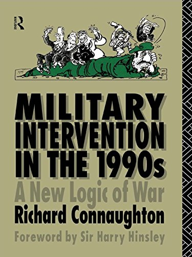 Military Intervention in the 1990s: Multilateral Military Intervention as a Collective Security Measure for the 1990's (The Operational Level of War)