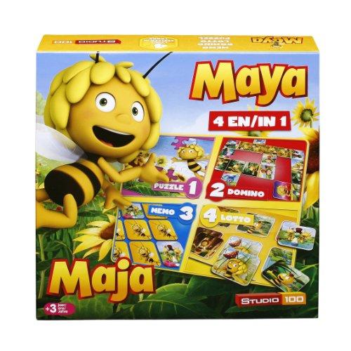 Studio 100 - Juguete para Necesidades Especiales La Abeja Maya (versión en...