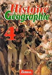 Histoire, géographie : 4e. Manuel de l'élève