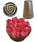 Coming Up Roses Nozzle- Instant Rose Flower Piping Tip