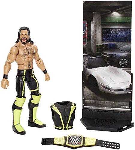 WWE Figura Deluxe Seth Rollins (Mattel DXJ38)