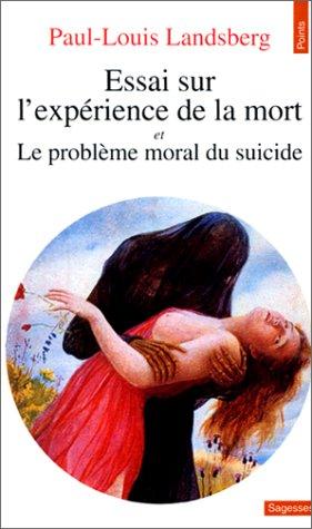 Essai sur l'expérience de la mort