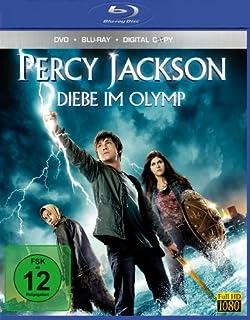 Percy Jackson - Diebe im Olymp (+ DVD + Digital Copy) [Blu-ray]