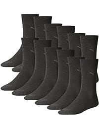 PUMA Herren Classic Casual Business Socken 12er Pack