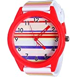 Super Drool Soft Stripes Wrist Watch