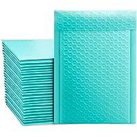 Switory 25 piezas 21,6cm×32cm cartero de burbujas sobres burbujas de burbujas cartero de burbujas seller verde