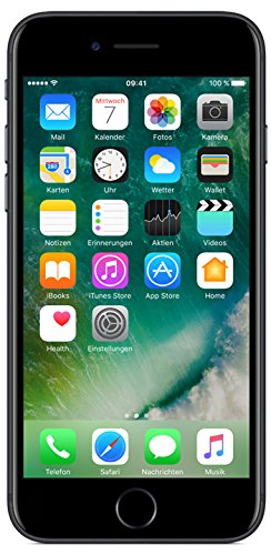 "Apple iPhone 7, 4,7"" Display, 32 GB, 2016, Zwart"