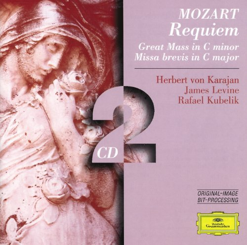 Mozart: Requiem; Great Mass in...