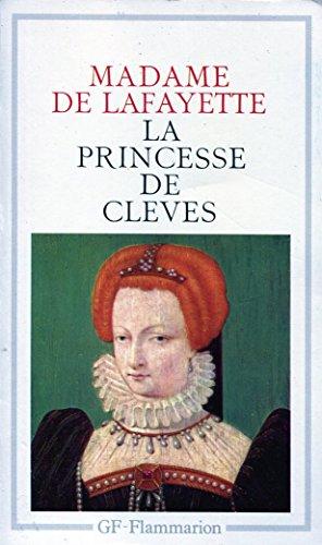 La Princesse de Clèves - Préface et chronologie par Antoine Adam par Madame de Lafayette