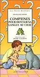 Comptines pour donner sa langue au chat / François David   David, François. Auteur