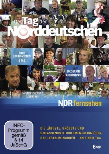 Der Tag der Norddeutschen (6 DVDs)