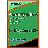 Sony Xperia Z3+ Glas Glasfolie 9H Panzerglas Panzerglasfolie Schutzfolie