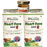 Farm Naturelle- Buy 1, Get 1 Free +Free Forest Honey Worth Rs.49/- Heart Care Herbal Juice For Keeping Healthy...