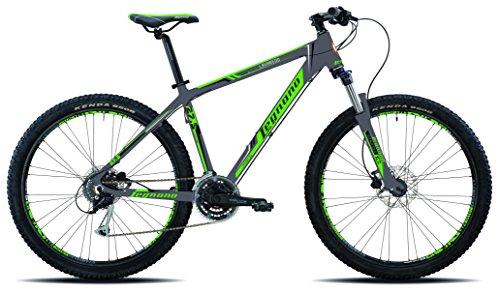 Legnano Ciclo 620 Lavaredo Hid Disk, Mountain Bike Uomo, Grigio, 49