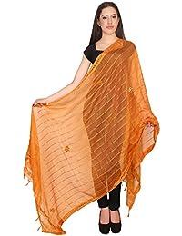 Ethnic Long Indian Traditional Shawl-dupatta Chunni-stole-scarf Floral Wrap