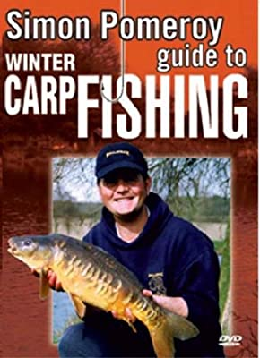 Simon Pomeroy Guide To - Winter Carp Fishing [DVD] [2005] by delta home entertainment