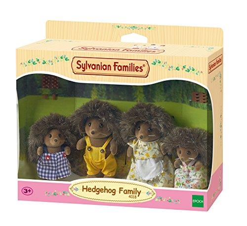 Sylvanian Families - Familia erizos (Epoch para Imaginar 4018)