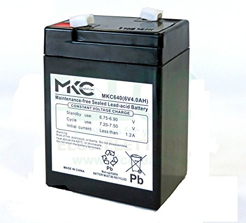 Batteria Per Proiettore Alogeno