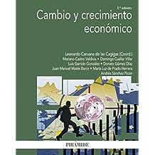 Cambio y crecimiento económico (Economía Y Empresa)