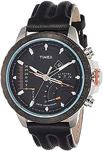Timex Intelligent Quartz Analog Black Dial Men's Watch - T2P2746S