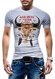 RONIDA - T-Shirt à manches courtes - RONIDA 4664 - Homme