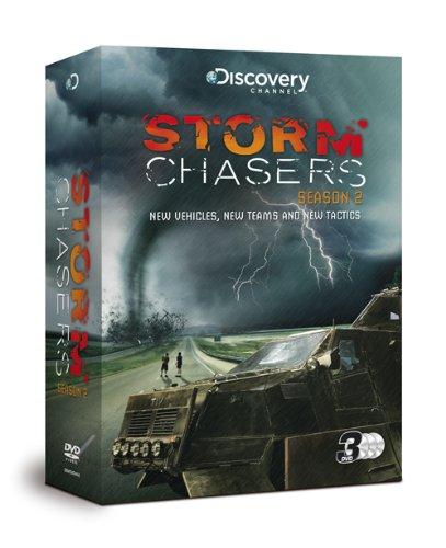 Bild von Storm Chasers Series 2 -2008 [DVD]
