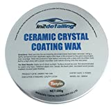 Best Car Paint Sealants - in2Detailing Ceramic Crystal Wax 200g, siO2 Based Car Review