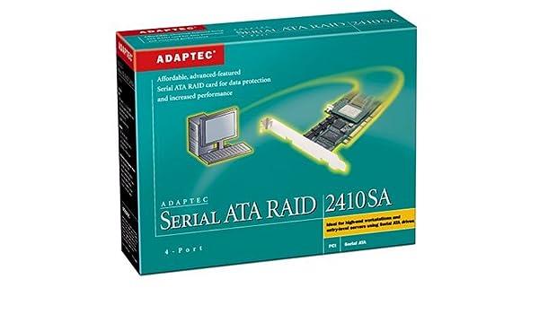 ADAPTEC SERIAL ATA RAID 2410 DRIVERS FOR WINDOWS DOWNLOAD