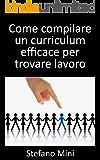 Come compilare un curriculum efficace per trovare lavoro