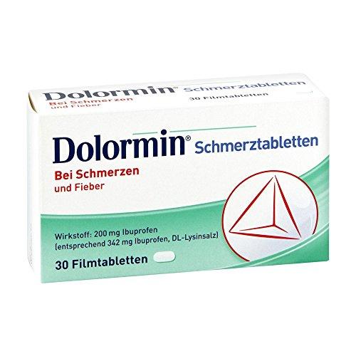 Dolormin Tabletten, 30 St.