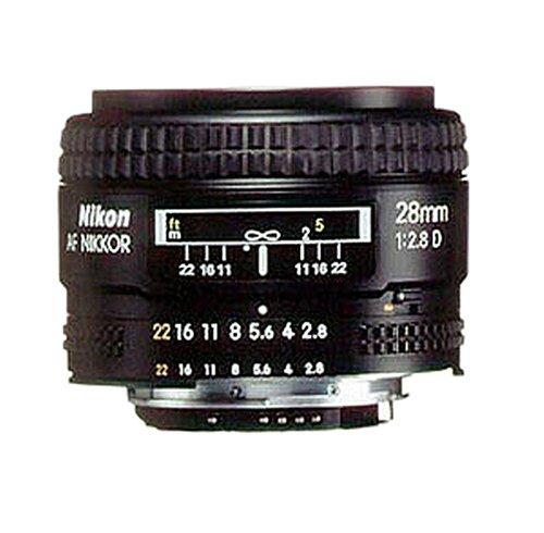 Nikon AF Nikkor 28 mm/2,8 D Objektiv (52mm Filtergewinde)