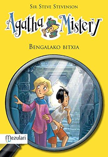 BENGALAKO BITXIA (Agatha mistery Book 2) (Basque Edition) por SIR STEVE STEVESON