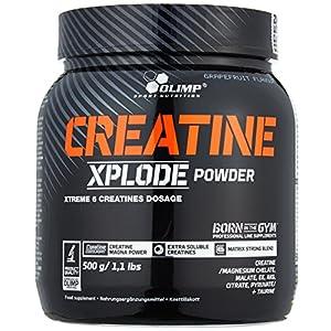 5178EAuFMBL. SS300  - Olimp Labs Creatine Xplode Powder, Grapefruit Flavour, 500 g