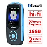Puersit 16 GB Bluethooth MP3 Digitaler...