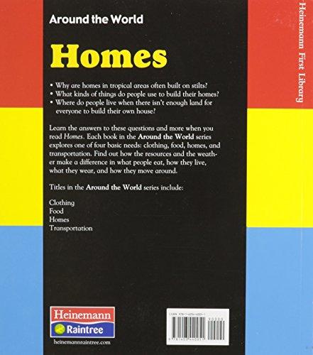 Homes (Around the World Series)