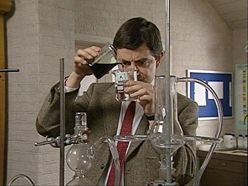 Zurück zur Schule Mr. Bean
