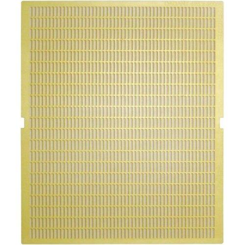 escludi Reine à grille en plastique pour ruche 50 x 50