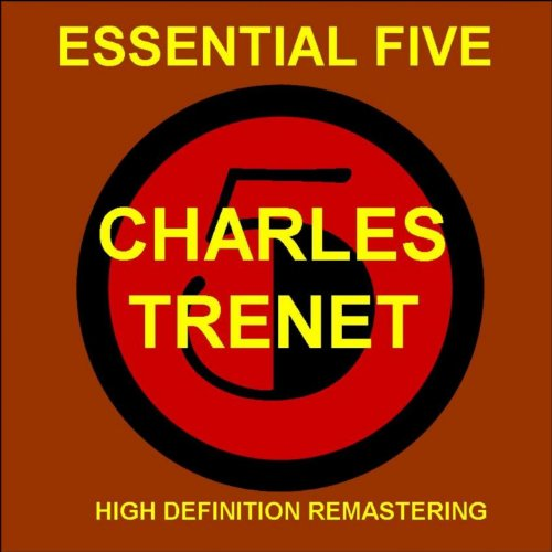 Charles trenet - essential 5 (...