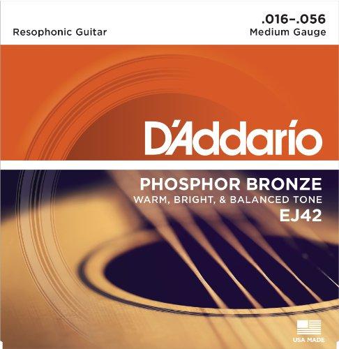 D'Addario EJ42 Juego de Cuerdas para Guitarra Eléctrica, Transparente