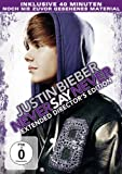 Justin Bieber - Never Say Never (Extended Director's Edition) [Alemania] [DVD]